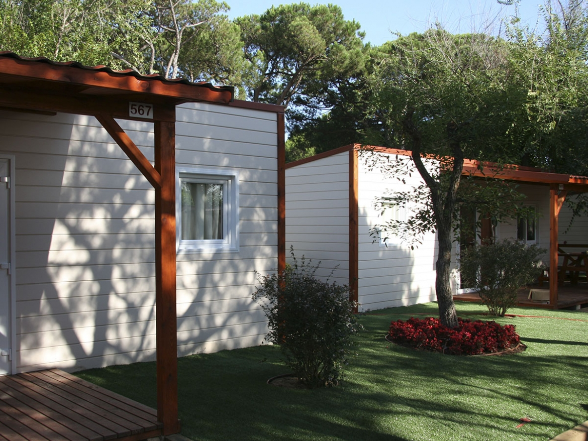bungalow terra confort 5 people camping bella terra costa brava