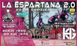 Camping Bella Terra is an advocate of cycling and gives its support to Espartana 2.0