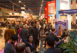 Camping Bella Terra, present at the latest edition of the Vakantiebeurs